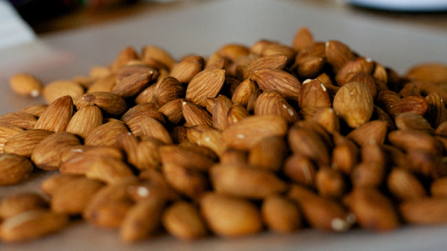 Almonds for Osteoporosis