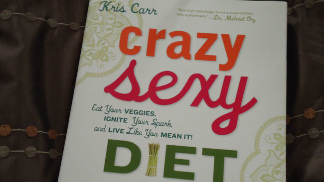 Crazy Sexy Diet Promotes Vibrant Health & Happiness