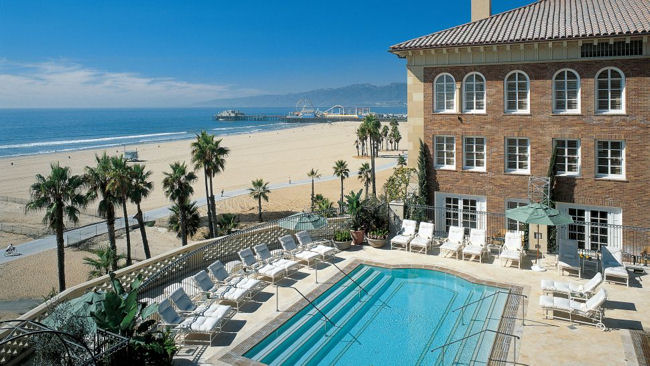 Santa Monica Luxury Hotel Offers Gluten-Free Menu