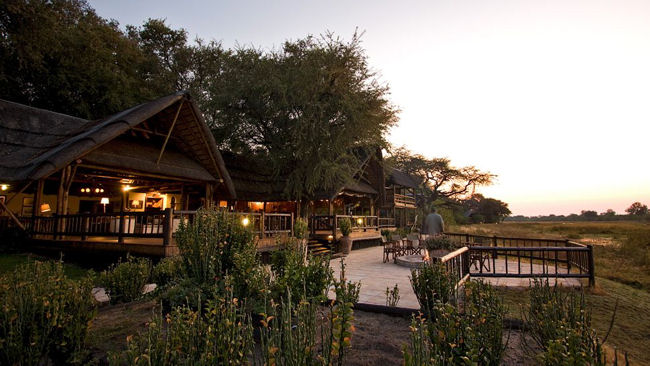 Khwai River Lodge, Botswana Safari Camp