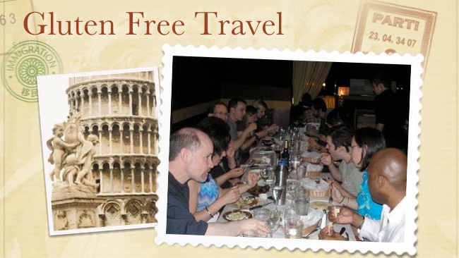 Gluten Free Travel Agency Launches