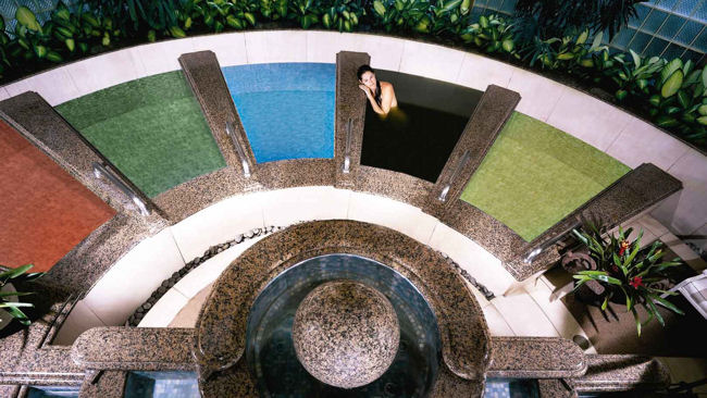 Spa Grande Hawaiian Salt Baths at Grand Wailea