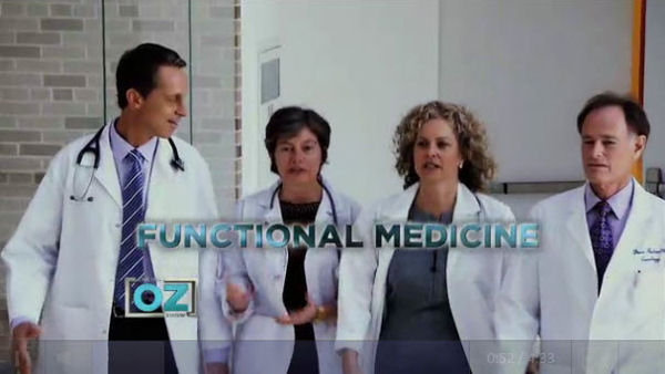 Four Top Functional Medicine Doctors Appear on Dr. Oz's Disease Detectives