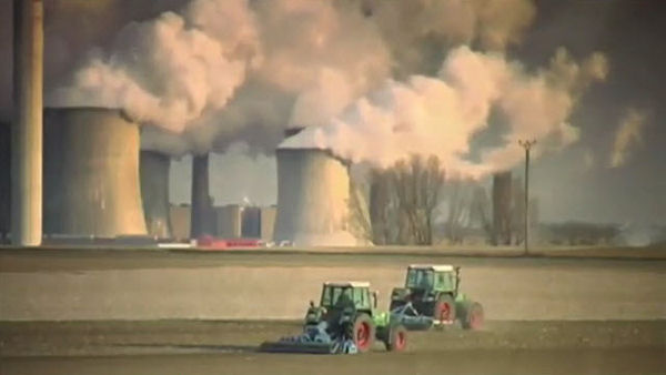Food Matters agriculture near nuclear power plant