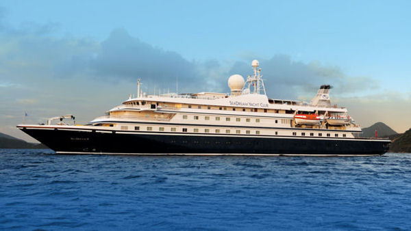 SeaDream Yacht Club Offers Unique, 7-day Upper-Amazon Voyage in 2013