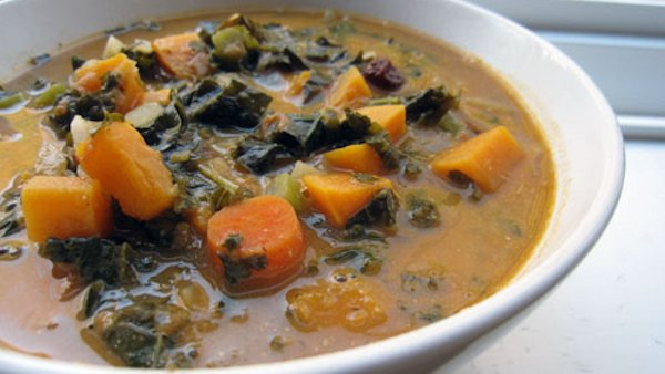 African Yam Stew recipe from Vegan Yum Yum