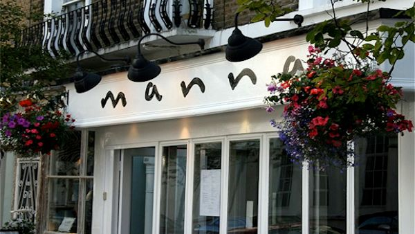 Manna: A Gourmet Vegan Restaurant in London