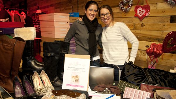 Compassion Couture owners Jill & Tracey