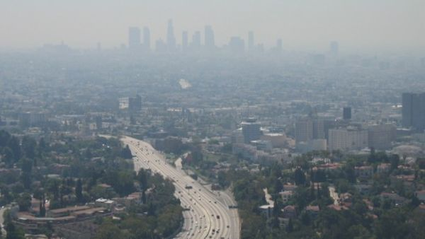 American Lung Association Reveals 10 Most-Polluted U.S. Cities