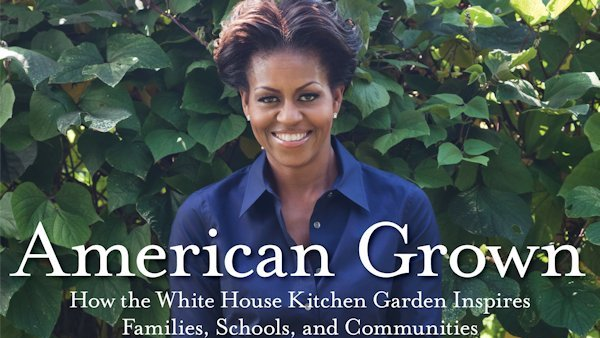 Michelle Obama Releases Healthy Cookbook 'American Grown'