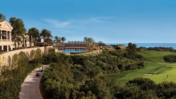 The Spa at Pelican Hill Named Top California Resort Spa