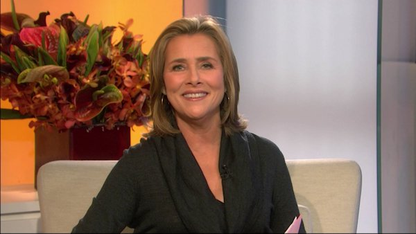 Meredith Vieira Goes Vegan for Ethical Reasons