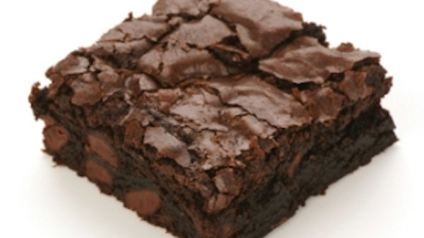 Vegan Dessert Recipe: Fudgy Black Bean Brownies and Banana Treat
