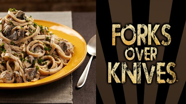 Vegan Dinner Recipe: Chef Del's Mushroom Stroganoff