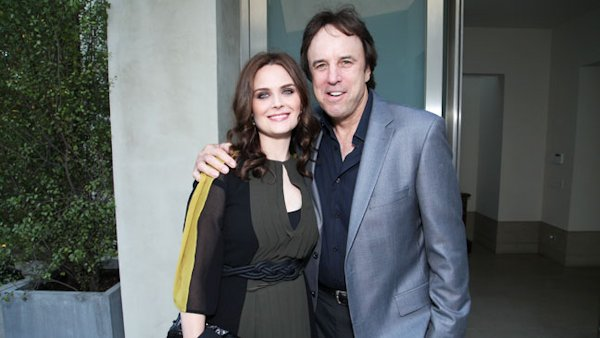 Emily Deschanel Kevin Nealon