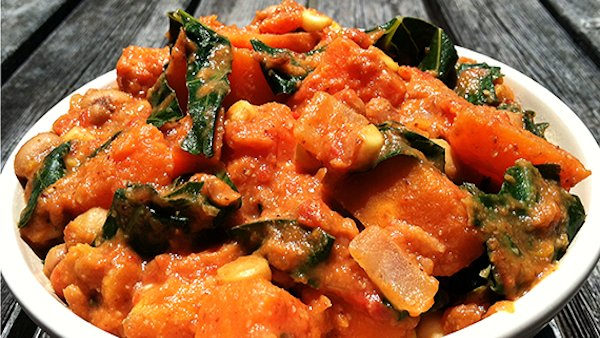 Vegan Recipe: African Yam Stew