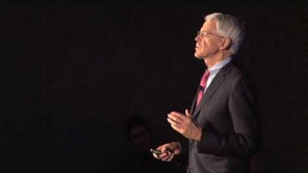 Dr Caldwell Esselstyn at TEDx