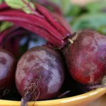 Vegan Recipe: Shredded Beet, Apple & Currant Salad
