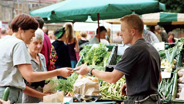 'I Love My Farmers Market' Celebration begins May 28