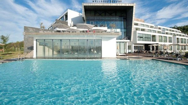 Portugal's Longevity Wellness Resort Wins 'Most Life Changing Spa' Award