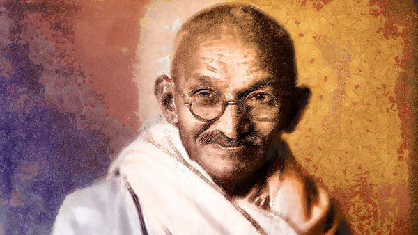 What Would Gandhi Eat?