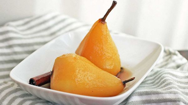 Dessert pear recipes easy