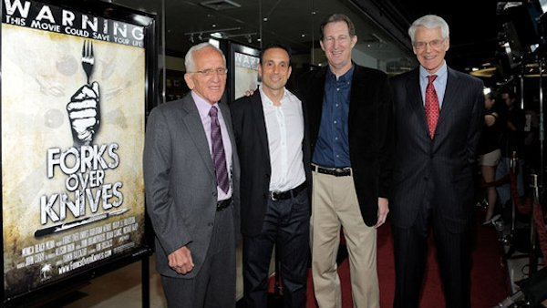 T Colin Campbell and Caldwell Esselstyn