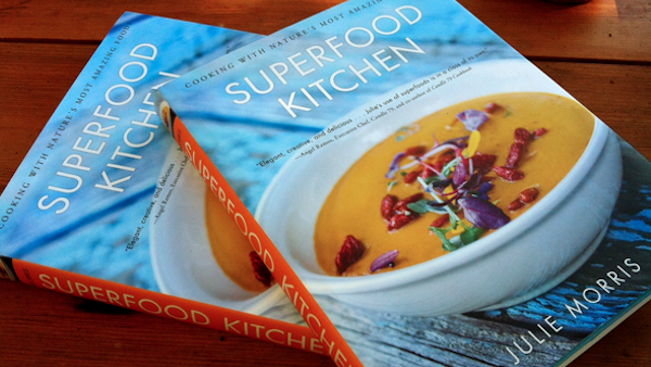 Superfood Kitchen: A Healthy Cookbook