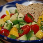 Vegan Recipe: Mango Salsa