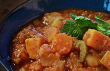Vegan Dinner Recipe: Hearty Vegetable Stew