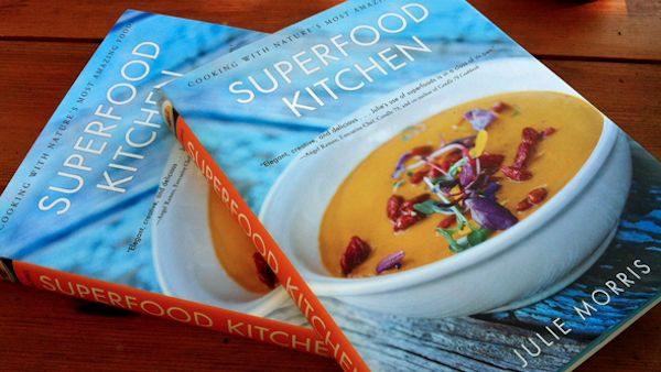Superfood Kitchen, New Cookbook Inspires Healthy Eating