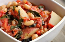 Vegan Recipe: Italian White Bean, Kale & Potato Stew
