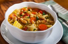 Vegan Recipe: Irish White Bean & Cabbage Stew