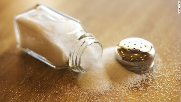 Our obsession with sugar, salt and fat