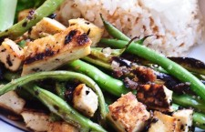 Vegan Recipe: Vietnamese Lemongrass, Green Beans and Tofu