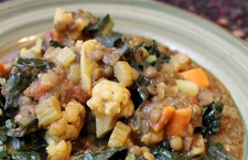 Vegan Recipe: Curried French Lentils