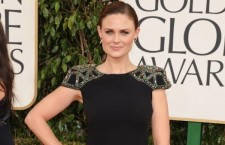 Emily Deschanel promotes Vegan Diet