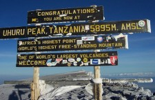 Join Fund-raising Trek Up Mount Kilimanjaro