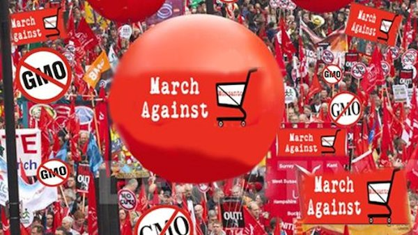 Say No to GMO – March Against Monsanto, May 25