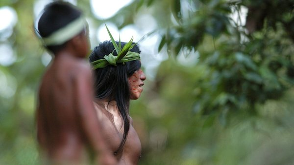 Huaorani people