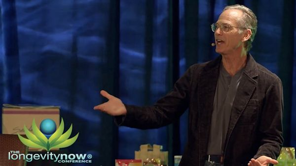 John Robbins Discusses Factory Farming, GMOs, and more