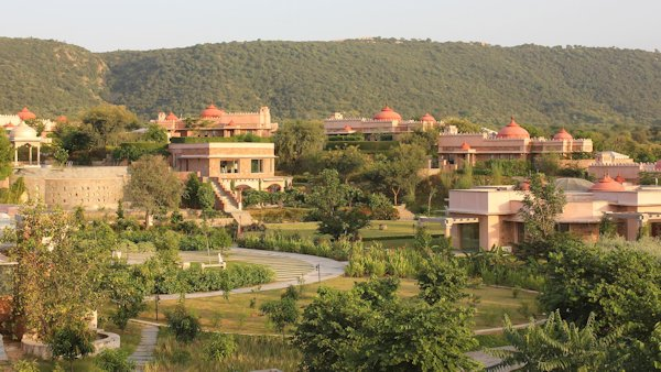 Jaipur's Tree of Life Resort & Spa Provides Meaningful Experiences