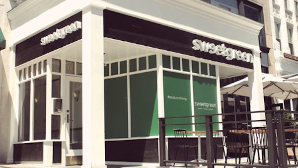sweetgreen to Open in Boston on June 26th