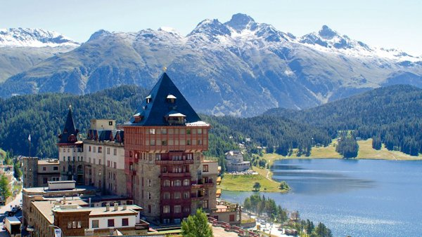 New Alpine Spa Experiences at Badrutt's Palace Hotel