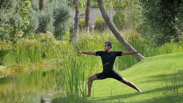 Meet a Martial Arts Master in Marrakech at Palais Namaskar