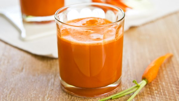 How to make Carrot Juice in a Vitamix