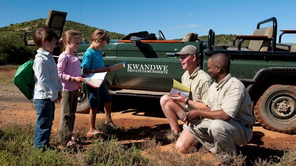 Kids Learn to Go Green On a Luxury South African Safari