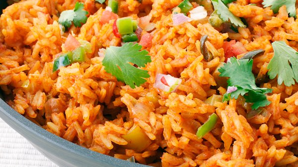 Vegan Recipe: Spanish Rice