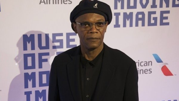 Samuel L. Jackson Touts Benefits of Eating Vegan