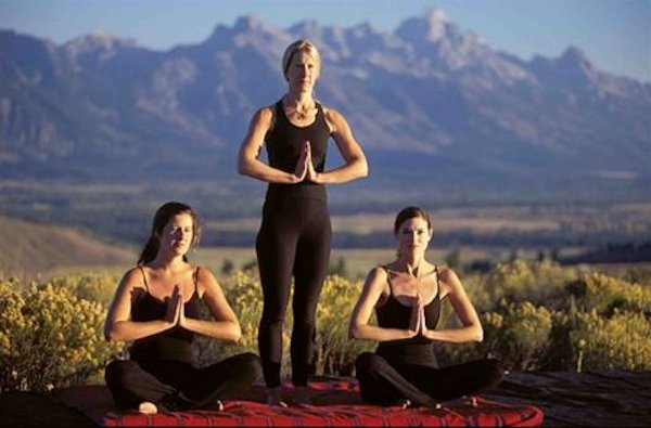 Teepee Treatments and Mountain Yoga Spa Retreat